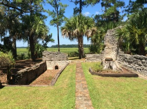 Old Sugar Mills at Callawassie